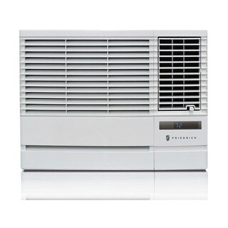 Friedrich EP18G33B 18000 BTU 208/230V Window Air Conditioner with 12000 BTU Heater and Remote Control