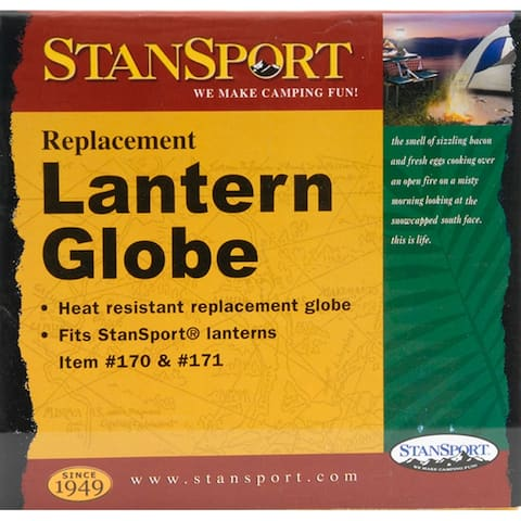 Stansport 167 lntrn globe glass