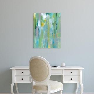 Easy Art Prints Jan Weiss's 'Desert Living 3' Premium Canvas Art