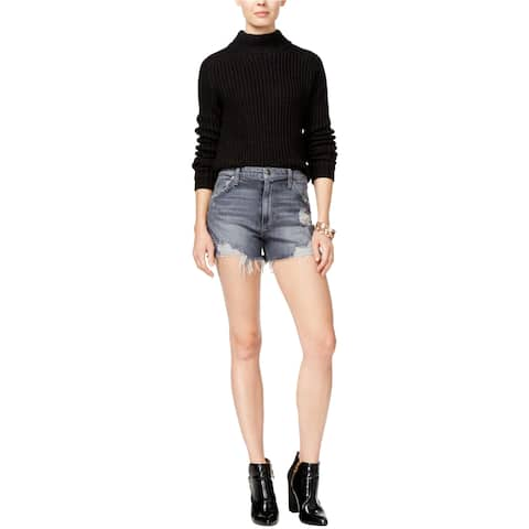 Joe's Womens Bella Casual Denim Shorts