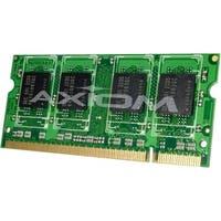 """Axion CF-WMBA1104G-AX Axiom 4GB DDR3 SDRAM Memory Module - 4 GB - DDR3 SDRAM - 1333 MHz DDR3-1333/PC3-10600 - 1.35 V - 204-pin"