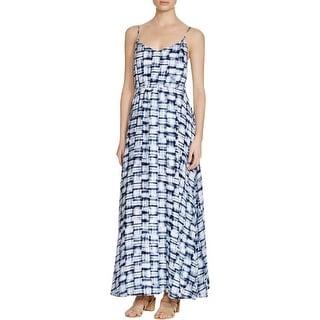 BB Dakota Womens Casual Dress Spaghetti Straps Full-Length