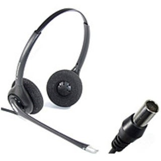 Plantronics SupraPlus 86872-01 HW261N-DC Dual Channel Headset - (Refurbished)