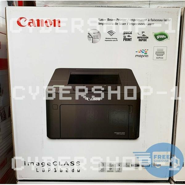 Canon imageCLASS LBP162dw Monochrome Laser Printer - Black. Opens flyout.