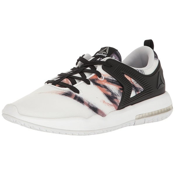 Reebok Womens Hexalite X Glide Gr Low Top Lace Up Running Sneaker