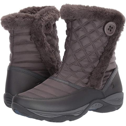 Easy Spirit Women's Shoes Exposure 2 Almond Toe Mid-Calf Cold Weather Boots