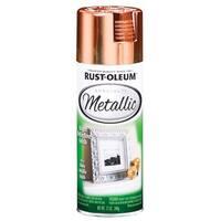 Rust-Oleum 1937830 Metallic Spray Paint, Copper, 11 Oz.