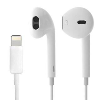 iPhone 7, 7 Plus lightning 8pin earpods headphone headset HQ stereo audio earbuds