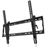 Universal Tilting Wall Mount with Post Installation Leveling for 3