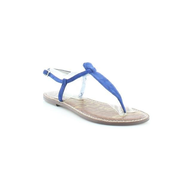 Sam Edelman Gigi Women's Sandals & Flip Flops Ryl Blue