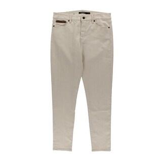 Lauren Ralph Lauren Womens Skinny Jeans Ankle Slimming - 8