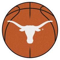 University of Texas Longhorns Basketball Area Rug