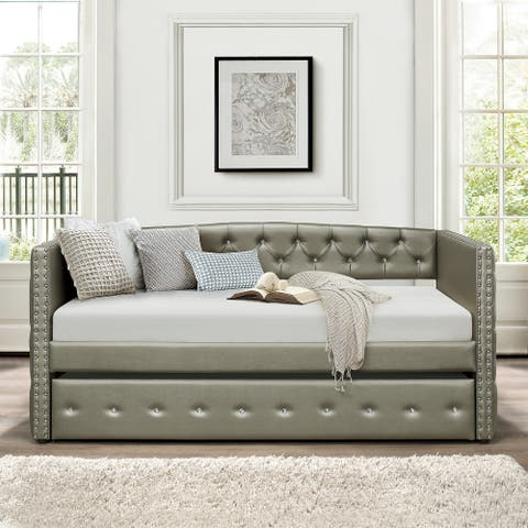 Clover Daybed with Trundle