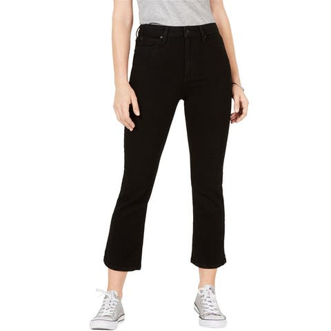 Joe's Womens The Callie Boot Cut Cropped Jeans