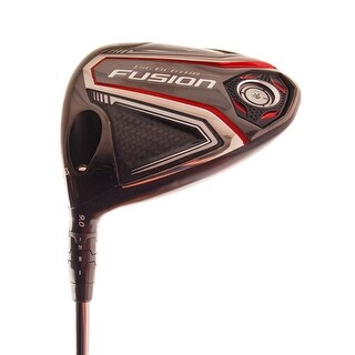 New Callaway Big Bertha Fusion Driver 9* Recoil 450 Stiff Flex LEFT HANDED +HC
