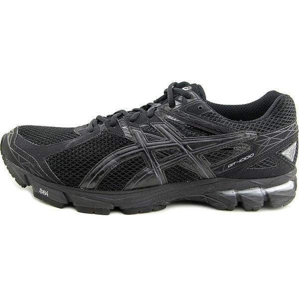 asics gt 1000 2 mens shoes black/onyx/lightning