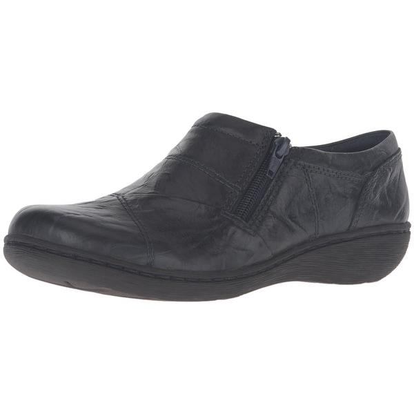 CLARKS Women's Fianna Ellie Slip-On Loafer