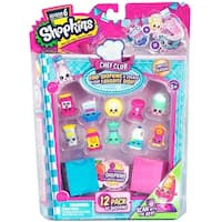 Shopkins Season 6 Chef Club Playset 12-Pack - multi
