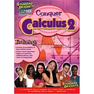 Standard Deviants - Calculus 2 [DVD]