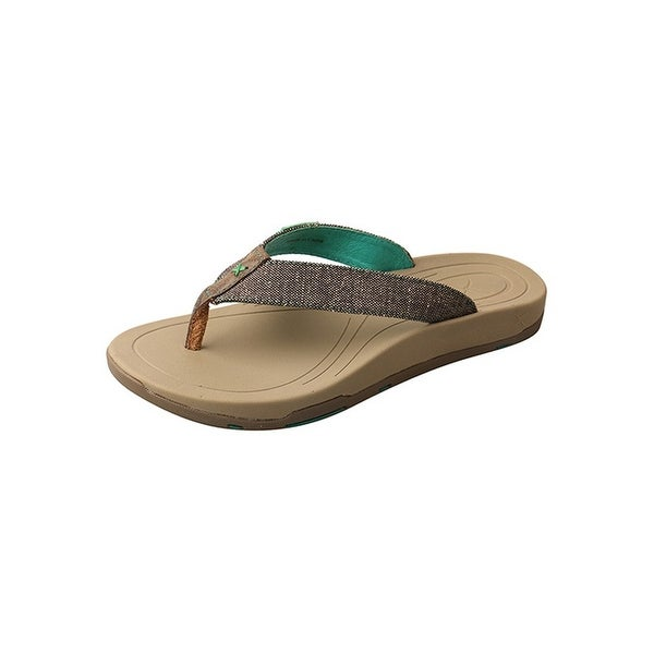 Twisted X Casual Shoes Womens Sandals Slip On ECO TWX Dust