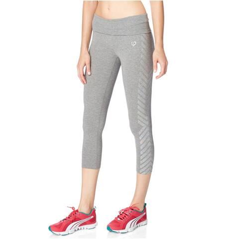 Aeropostale Womens Crop Yoga Athletic Sweatpants