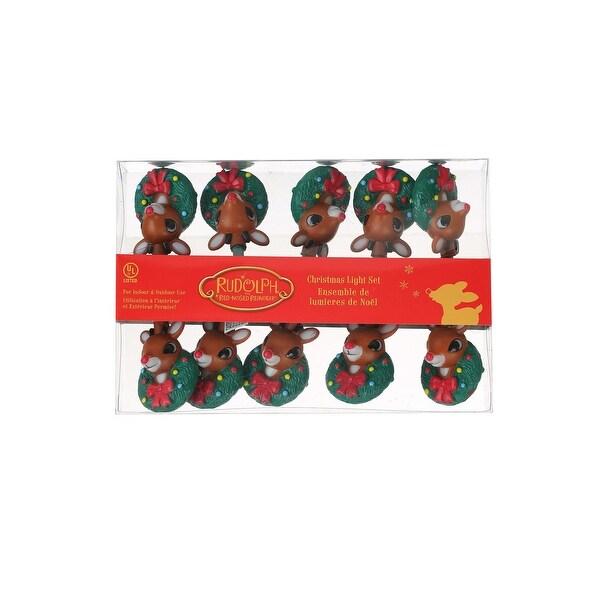 Rudolph Lights