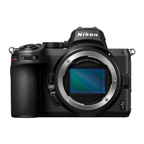Nikon Z 5 FX-format Mirrorless Camera Body