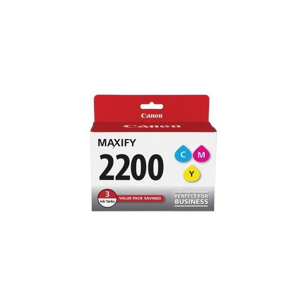 Canon PGI-2200 Ink - Cyan/Magenta/Yellow 9304B005 Ink