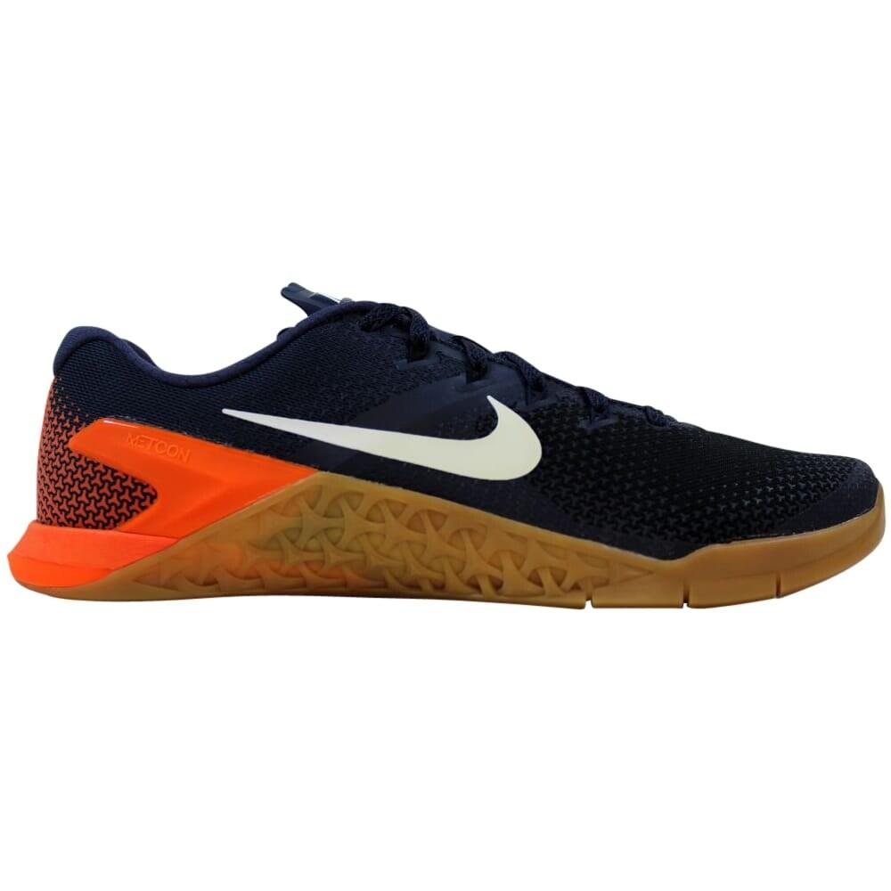 Nike Metcon 4 Thunder Blue/White-Black AH7453-401 Men's