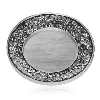 Silver Tray For Washing Cup
