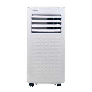 Soleus Air New 5,000 BTU DOE Rated Portable Air Conditioner with Turbo Cool and MyTemp Remote Control (Former 8,000 BTU)