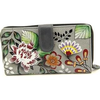 Anuschka 1727 Women Leather Multi Color Wallet