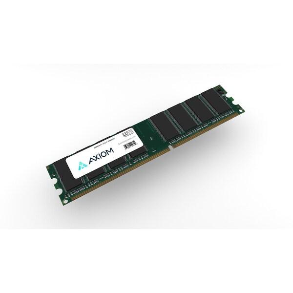 Axion PCVA-MM1024F-AX Axiom 1GB DDR SDRAM Memory Module - 1GB (1 x 1GB) - 400MHz DDR400/PC3200 - DDR SDRAM - 184-pin