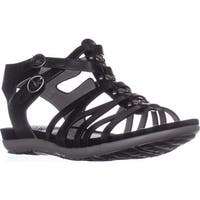 BareTraps Robbie Gladiator Sandals, Black