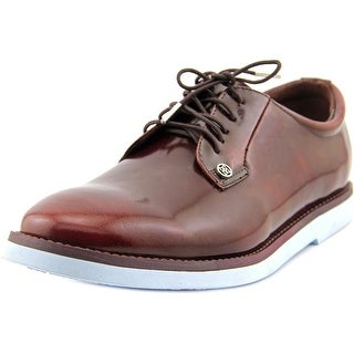 G/Fore The Gallivanter   Round Toe Patent Leather  Oxford