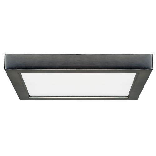 """Nuvo Lighting S9341 Blink 1 Light 13"""" Wide LED Energy Star Flush Mount Ceiling Fixture - 9 Inches Wide"""