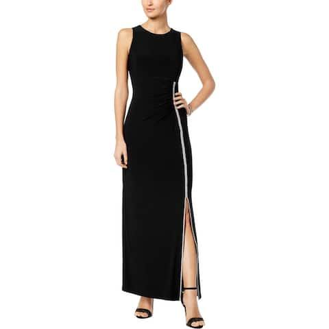 MSK Womens Evening Dress Sleeveless Embellished