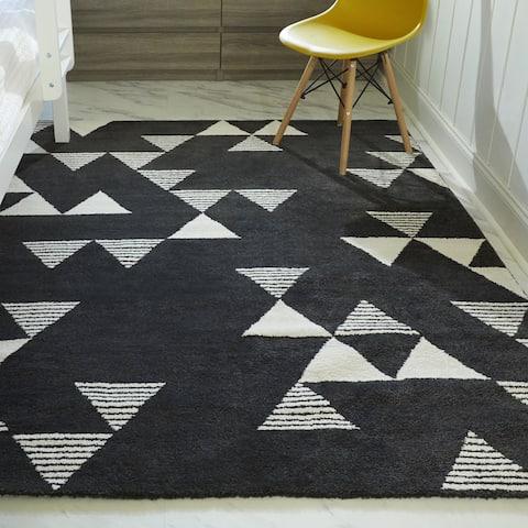 Carson Carrington Islingby Modern Geometric Indoor Area Rug