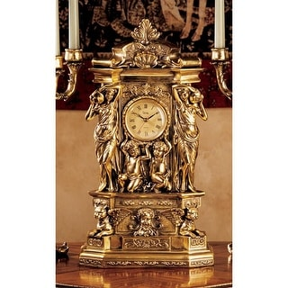 Link to Design Toscano Chateau Chambord Clock Similar Items in Decorative Accessories
