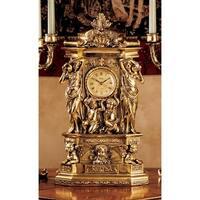 Design Toscano Chateau Chambord Clock