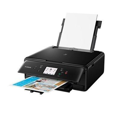 Canon Pixma Ts6120 Wireless Inkjet All-In-One Printer - Black