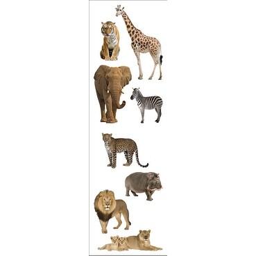 Mrs. Grossman's Stickers-Wild Animals