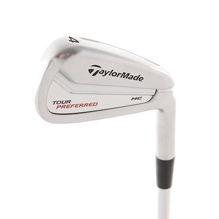 New TaylorMade Tour Preferred MC 2014 4-Iron Dynalite XP Steel Stiff Flex RH