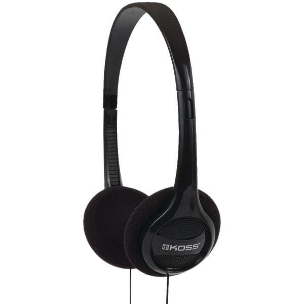 Koss 181008 Kph7 On-Ear Headphones (Black)