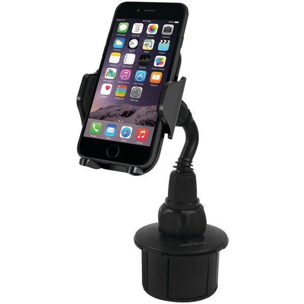 Macally Mcupmp Cellular Phone Adjustable Cup Holder Mount