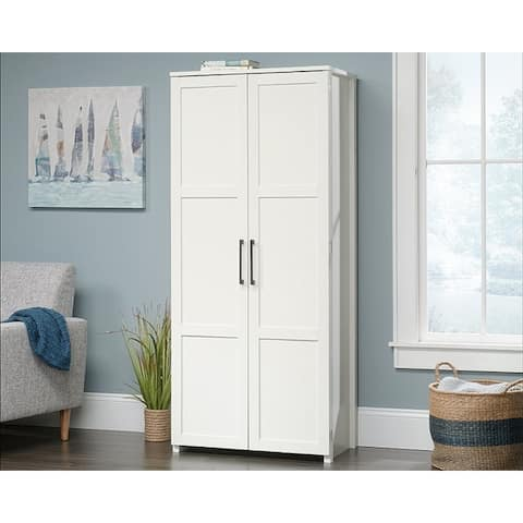 Home Plus Collection Storage Cabinet Wardrobe