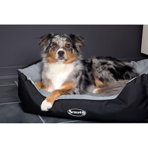 Scruffs Expedition Box Bed - Graphite Grey