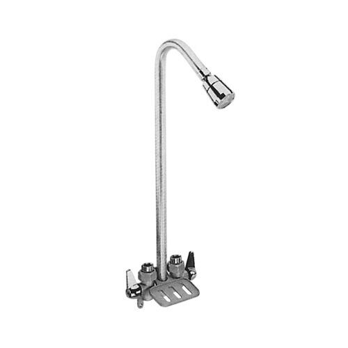 ProFlo PF418 Double Handle Utility Shower Faucet with Metal Lever Handles