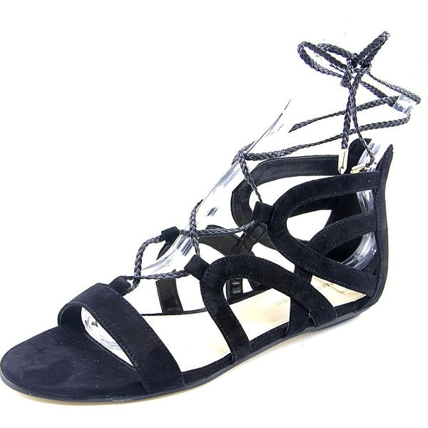 Marc Fisher Kapre Women Black Sandals