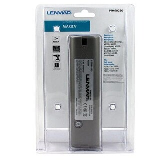 Lenmar PTM9033G Battery for Makita Power Tools, 9.6 V